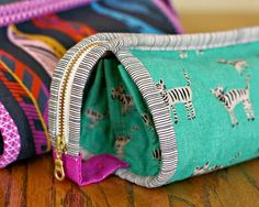 I would love a sew together bag. I have the pattern but I'm never going to make it.