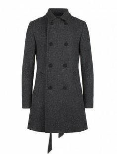 Gable Coat, All Saints, £125