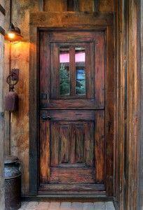 8783-02-Door-Front | Front Door Ideas | Pinterest | Rustic Doors ...
