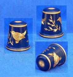 Felix Morel Blue Birds Thimble   eBay Jul 23, 2013 / GBP 26.10 / 1,305.86 RUB