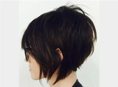 Short Hairstyle Style coupe courte avec Sass