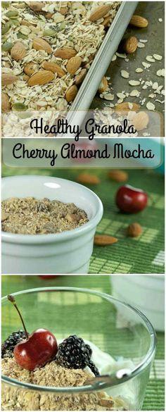 Healthy Granola Cher