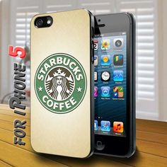 starbucks coffee logo - design case for iphone 5 | shayutiaccessories - Accessories on ArtFire