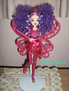 Winx Club Sirenix Stormy Doll