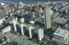 9 of the World's Most Intrusive Buildings, via Wikimedia user Jer21999 (public domain)