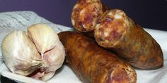 DOMA?E KOBASICE � Coolinarika Croatian Recipes, Smoking Meat, Charcuterie, My Recipes, Pork, Food And Drink, Vegetables, Serbian Food, Sausages