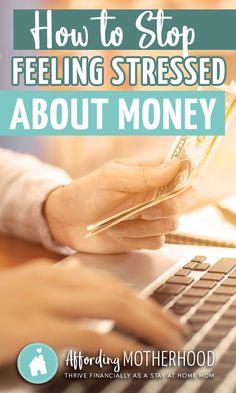 How to Stop Feeling Stressed About Money - Financial stress and anxiety, everyone has it right? Well, you might be surprised at how these very simple tips can help you stop stressing about money almost immediately. And less financial stress makes for bett Saving Your Marriage, Save My Marriage, Marriage Advice, Financial Stress, Financial Tips, Financial Literacy, Financial Planning, Ways To Save Money, Money Saving Tips