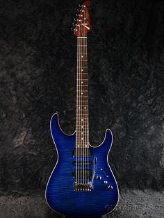 TOM ANDERSON Angel -Jack's Pacific Blue Burst with Binding- 新品[トムアンダーソン][Stratocaster,ストラトキャスタータイプ][エンジェル][ブルーバースト,青][Electric Guitar,エレキギター]