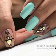 fun nail art for kids Easy DIYcrazy fun nail art Sparkle Nail Art For Kids, Cool Nail Art, Cute Nails, Pretty Nails, Acrylic Nails, Gel Nails, Golden Nails, Geometric Nail Art, Diva Nails