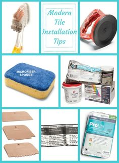 modern tile installation tips - new methods, tools and materials
