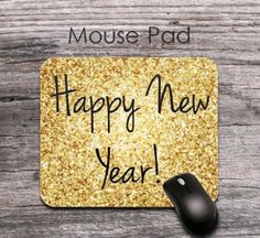 unique say 2016 new year wishes mouse pad - unique 2016 new year wishes mouse mat - office decor