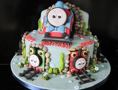 Thomas the Tank Engine and friends!