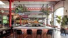 Restaurante en Barcelona El Mama La Papa: un oxímoron para cenar. - diariodesign.com