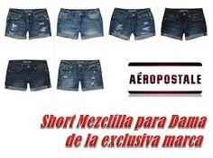 Resultado de imagen para modelos de short para damas 2015