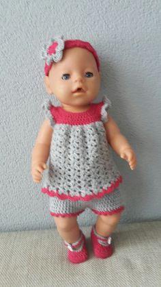 Afbeeldingsresultaat Voor Poppenkleertjes Baby Born Babyborn