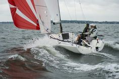 J/70: Nominated for Boat of the Year 2013