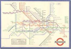 The# London #Underground #Map circa 1933. #light #europe #kingdom #instag_app #england #greatbritain #uk_photooftheday #london #photo #picturesque