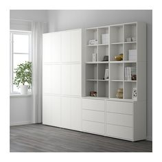 billy oxberg biblioth que blanc ikea billy biblioth que blanche et porte vitr e. Black Bedroom Furniture Sets. Home Design Ideas