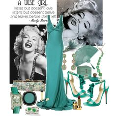 """marilyn monroe"" by olgitmisseduguys on Polyvore"