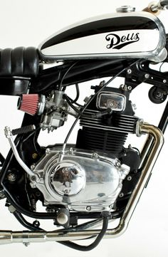 CB200 | Deus Ex Machina | Custom Motorcycles, Surfboards, Clothing and Accessories