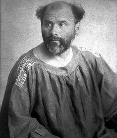 Foto di Gustav Klimt