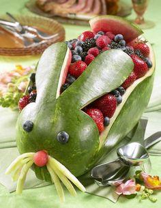 Watermelon Bunny!