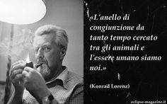 Aforisma di oggi, 10 Maggio: Konrad Lorenz Konrad Lorenz è considerato il Fondatore dell'etologia, ossia lo studio comparato del comportamento degli animali e dell'uomo. Viennese, 2 lauree in medicina e zoologia. La sua passione per le anatre #aforisma #aforismi #konradlorenz