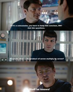 A Star Trek/Clueless crossover! I can honestly say that I never thought I'd see that.