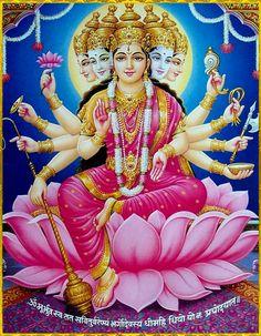 GAYATRI DEVI ॐ Artist: C.Vishnu Shiva Art, Ganesha Art, Hindu Art, Shri Ram Photo, Maa Durga Photo, Gayatri Devi, Gayatri Mantra, Durga Images, Lakshmi Images