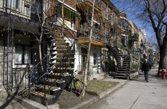 MONTREAL - With their medley of twists, swirls and curves, Montreal's unique outdoor stairways have ... - Travel - Winnipeg Free Press.