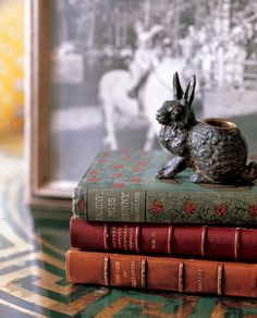 Objects of Interest    The little details speak volumes about your individual style  by Bunny Williams
