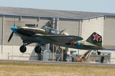 IL-2M3 Flying Heritage Collection Paine Field