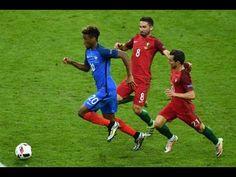 Portugal vs France 1-0 All Goals & EXTENDED Highlights (EURO 2016 Final)... Portugal Vs France, Portugal Fc, France 1, Finals, Euro, Highlights, Youtube, Sports, Hs Sports