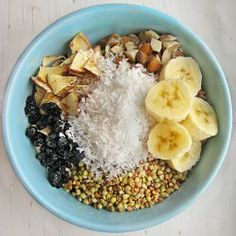 Breakfast Cereal Bowl | FaveGlutenFreeRecipes.com