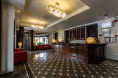 Hotel Penaga, Georgetown, Penang - luxury heritage boutique hotel in the heart of Georgetown - Reception and Lobby