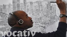 British Artist Stephen Wiltshire can draw a huge landscape completely from memory. Wiltshire, who recently drew a detailed sketch of New York after a Stephen Wiltshire, Autistic Artist, Learning For Life, Principles Of Design, Commercial Art, Elements Of Art, Urban Art, Artsy Fartsy, Art Lessons