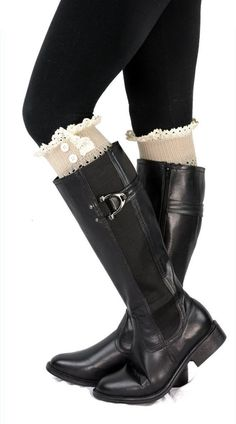 spring fever exclusive soft cotton lace boot cuff billy wbutton accent spring fever