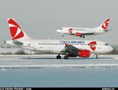 A319 112 ok nem czech airlines csa csa ok praha ruzyne prg lkpr