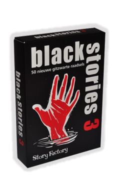 Black Stories 3.