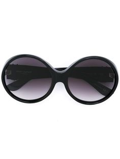Shop Saint Laurent 'Monogram 1' sunglasses in LN-CC from the world's best independent boutiques at farfetch.com. Shop 400 boutiques at one address.