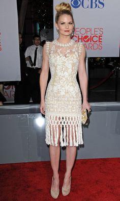 Jennifer Morrison Photos: People's Choice Awards 2012