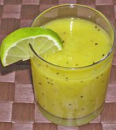 Mango - Kiwi - Ingwer - Smoothie (Rezept mit Bild) | Chefkoch.de