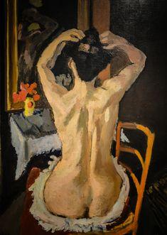 https://flic.kr/p/5PSM3w | Henri Matisse - La Coiffure at National Gallery of Art East Building | Henri Matisse - La Coiffure, 1901