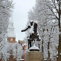 Boston. Via T+L (www.travelandleisure.com).