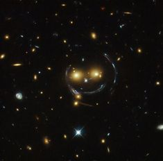 The Hubble spotted this smiley face in space - The Washington Post