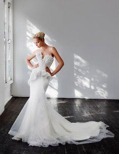 Wedding Dresses: Australian Designer Steven Khalil