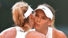 Wozniacki uden en trævl på kroppen: Nu kan alle nøgenbillederne ses | BT Tennis - www.bt.dk
