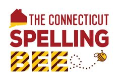 Event logo for The Connecticut Spelling Bee presented by Noah Webster House and WH Historical Society.