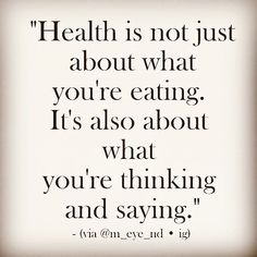Health...