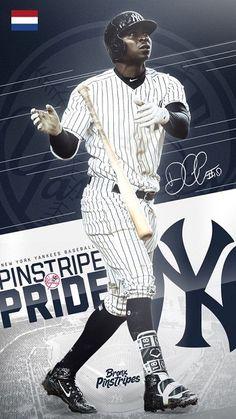 Yankees Logo, Damn Yankees, Yankees News, Yankees Fan, New York Yankees Baseball, Baseball Quotes, Baseball Pictures, Didi Gregorius, Sports Graphic Design